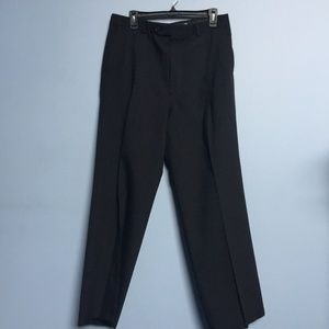 Burberry Vintage Plaid Suit Pants